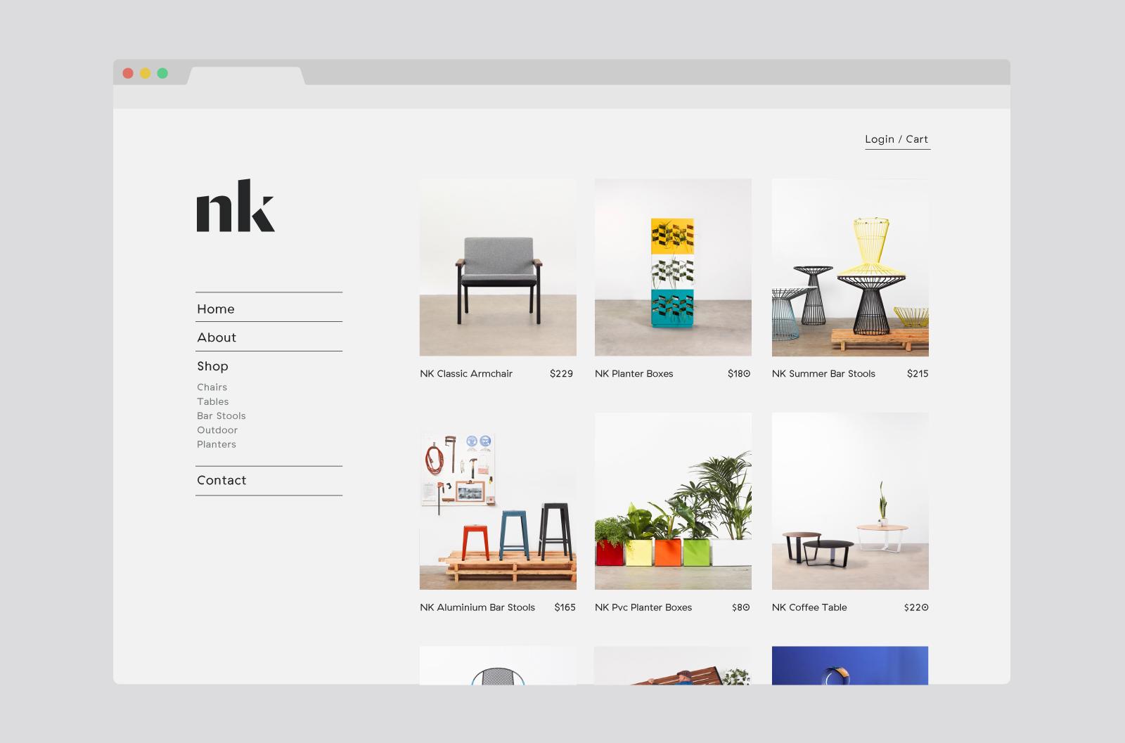 nk-website